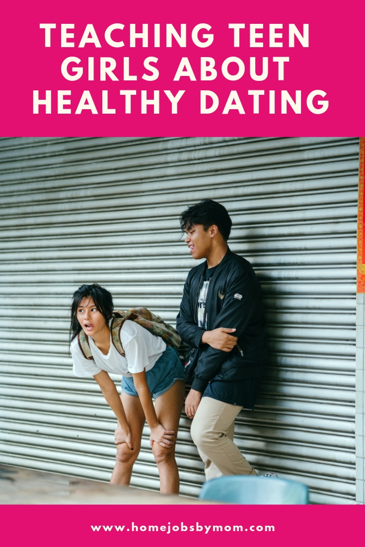 Teaching Teen Girls About Healthy Dating