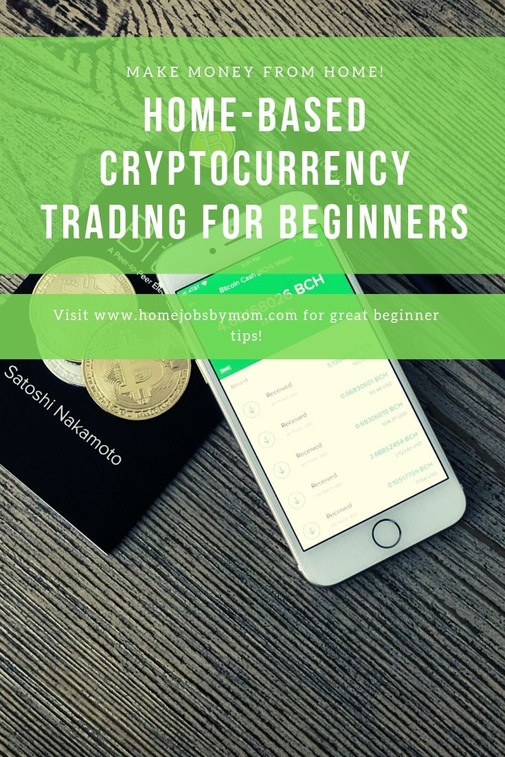 Home-based Cryptocurrency Trading for Beginners