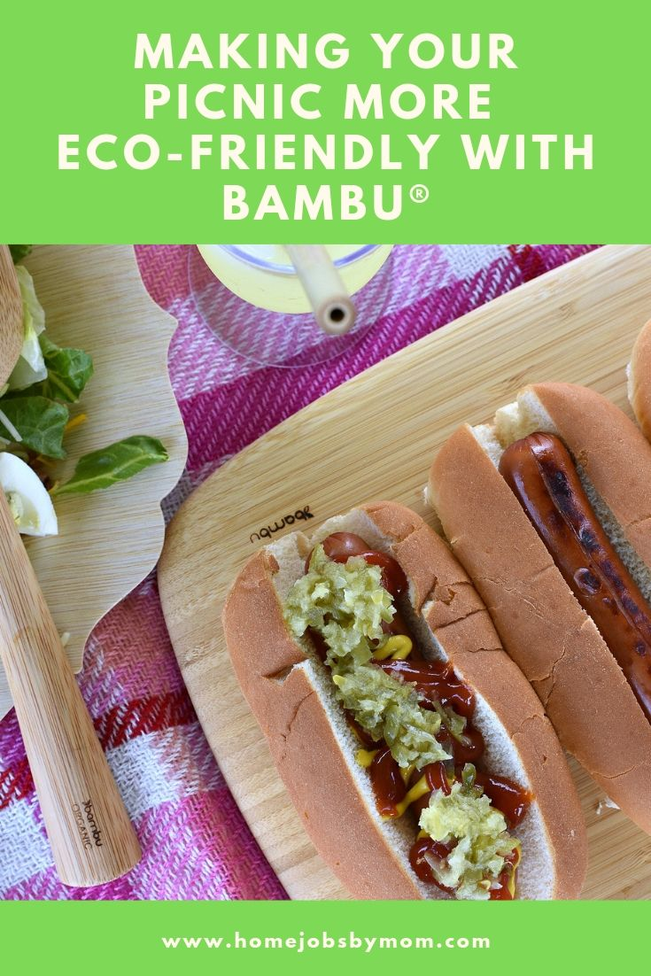 Making Your Picnic More Eco-Friendly with bambu®
