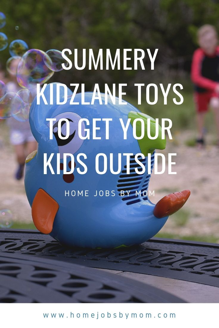 Summery Kidzlane Toys to Get Your Kids Outside