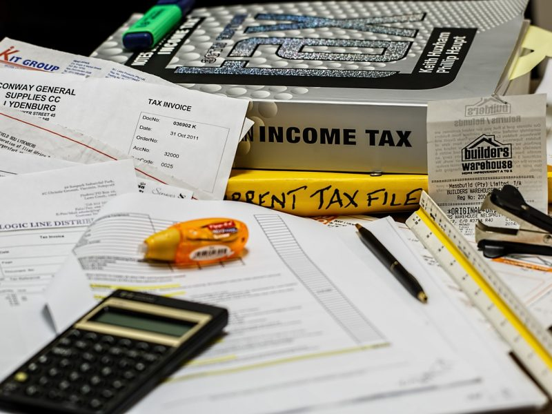 Your Home-Based Business and Taxes