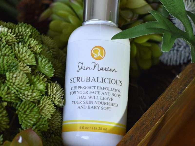 skin nation cleanser