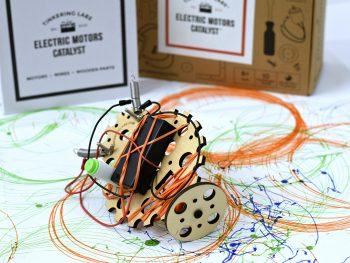 Immerse Your Kids in an Open-Ended Tinkering Experience