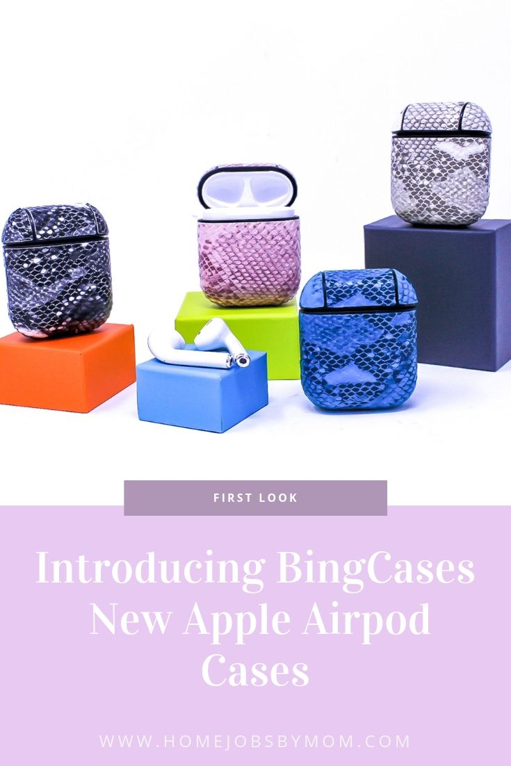 Introducing BingCases New Apple Airpod Cases