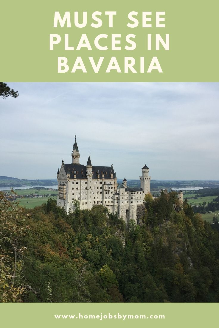Must See Places in Bavaria