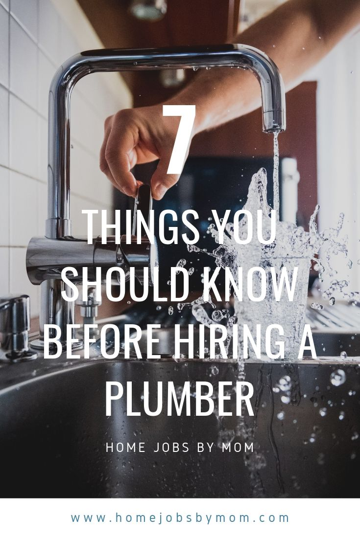 Things You Should Know Before Hiring a Plumber