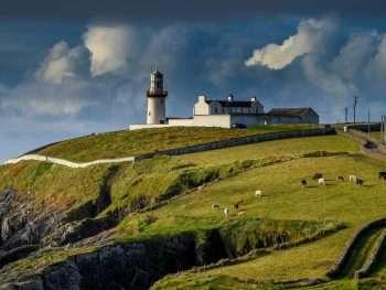 ireland lighthouse