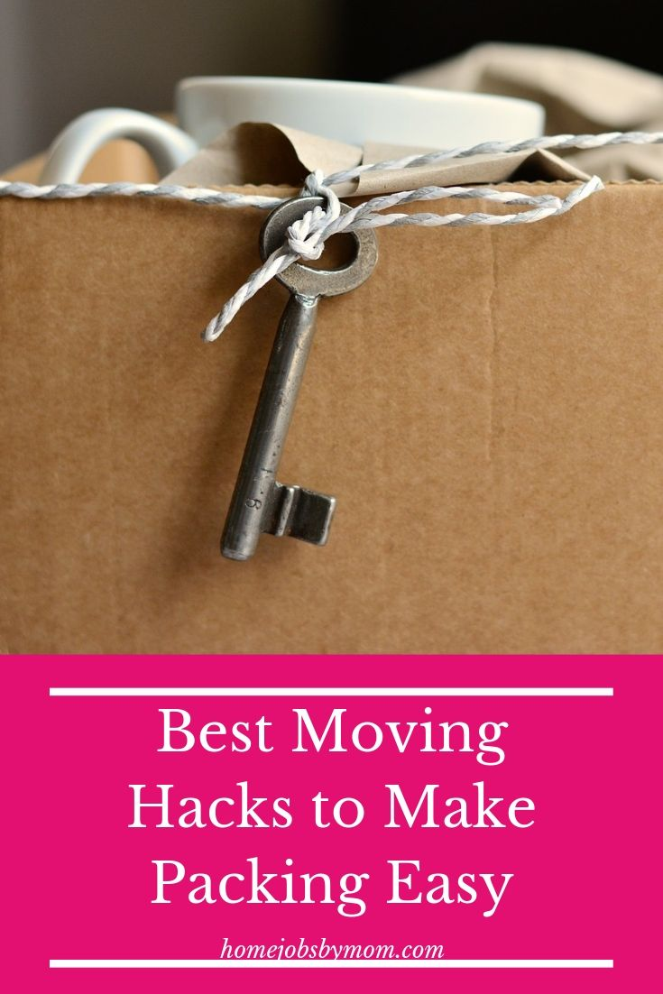 Best Moving Hacks to Make Packing Easy