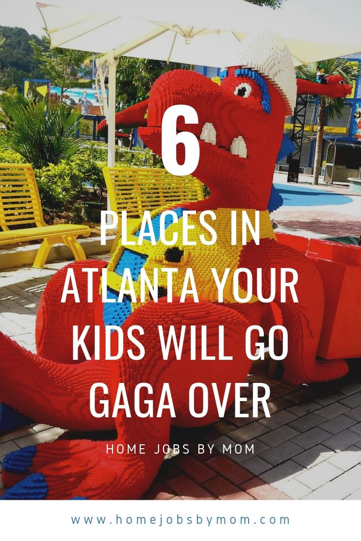 Places in Atlanta Your Kids Will Go Gaga Over