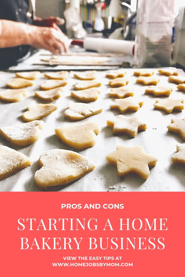 Pros and Cons of Starting a Home Bakery Business