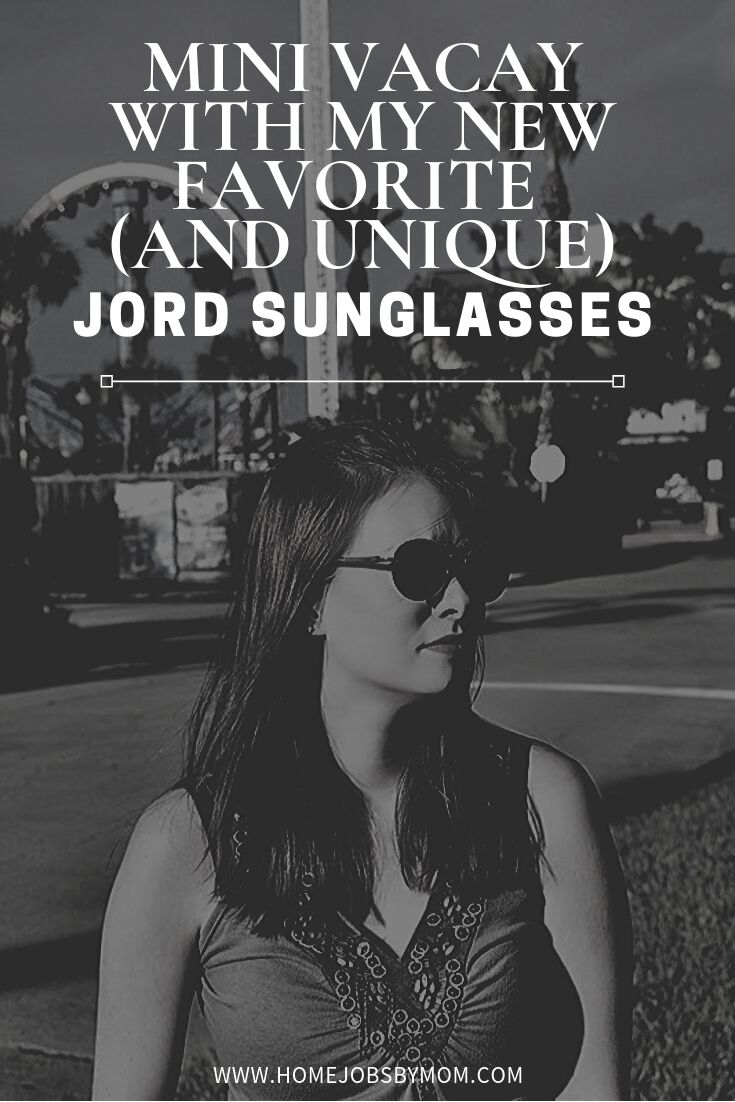 Mini Vacay With My New Favorite (and Unique) JORD Sunglasses
