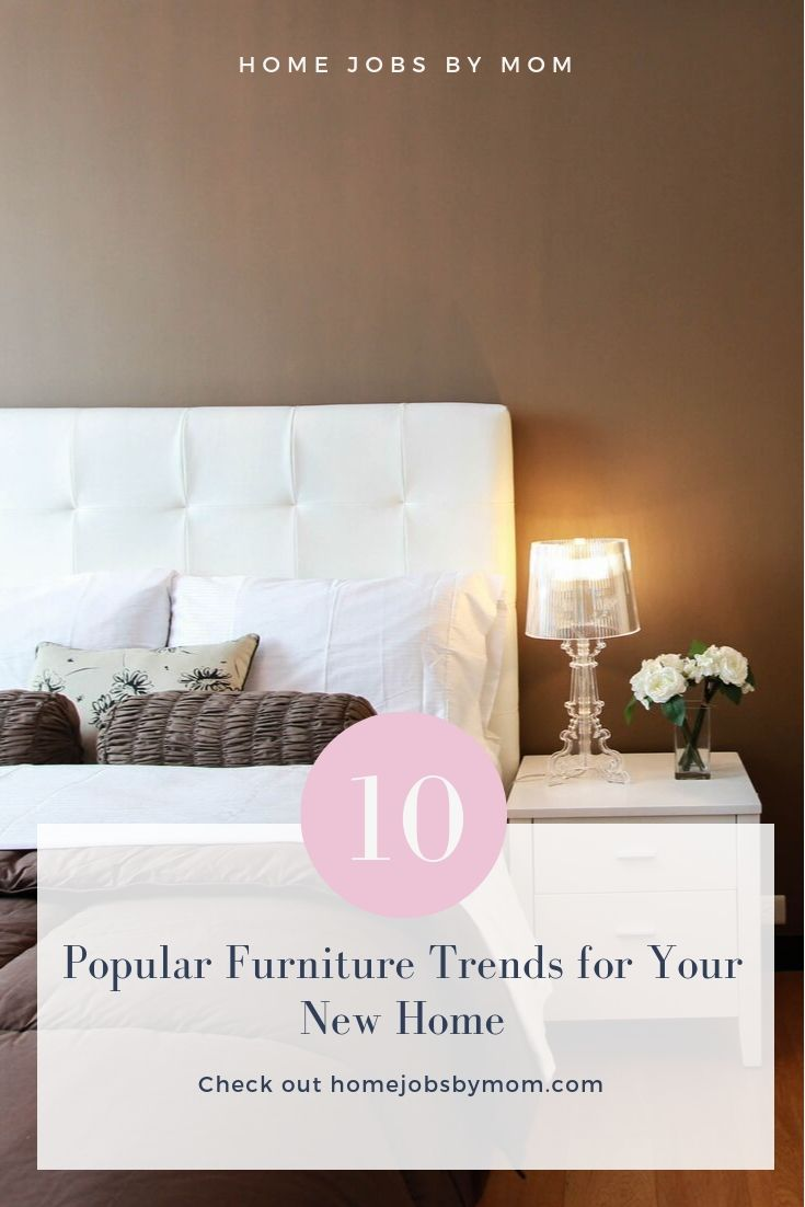 Popular Furniture Trends for Your New Home