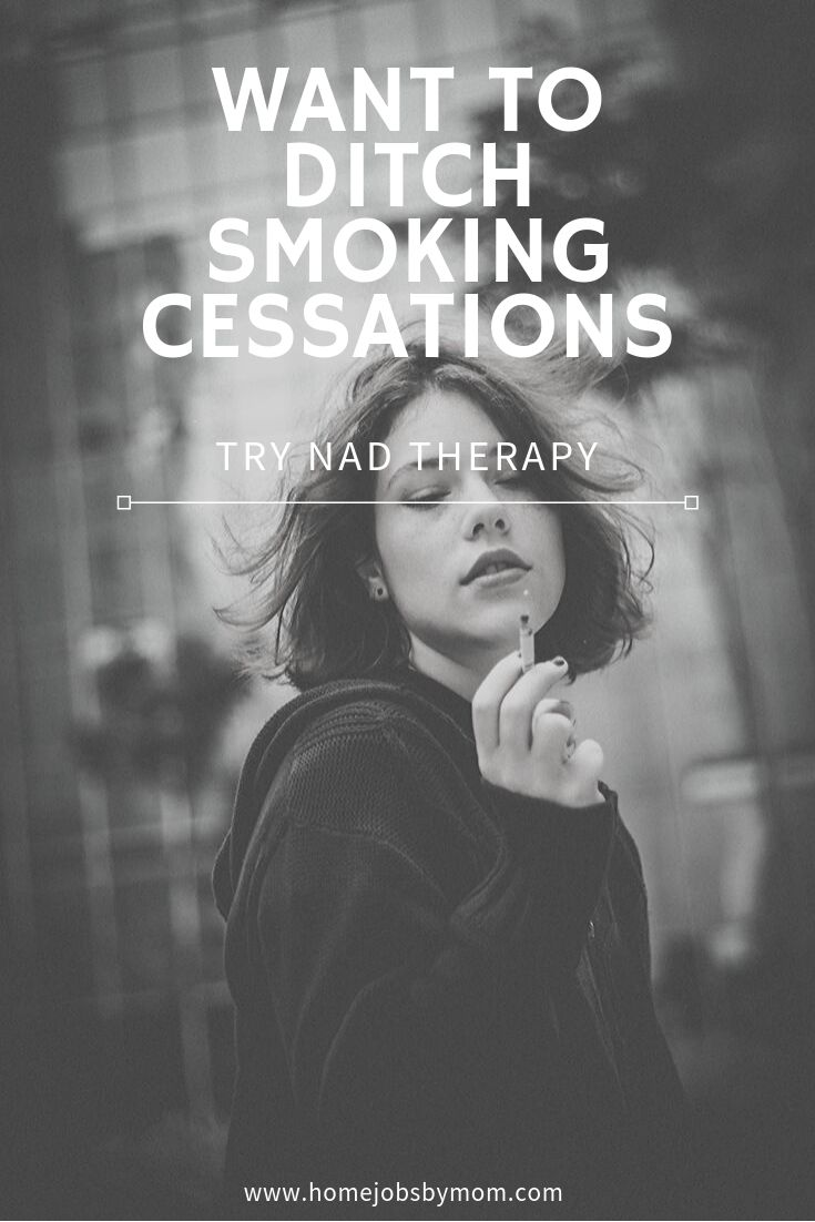 Want To Ditch Smoking Cessations