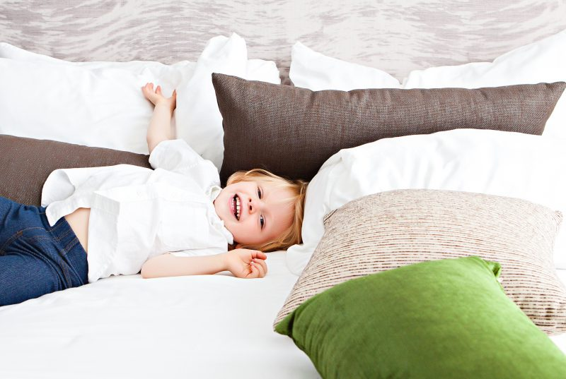 Family Friendly Tips for Getting Good Sleep on Vacation