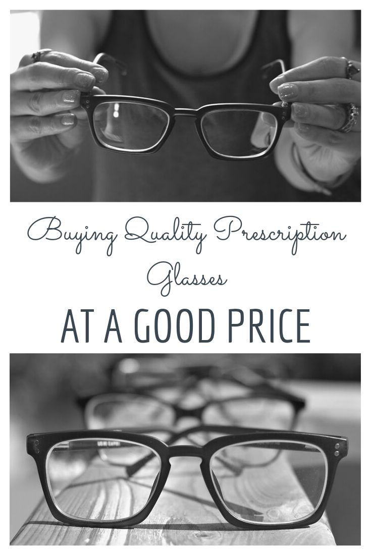 Buying Quality Prescription Glasses