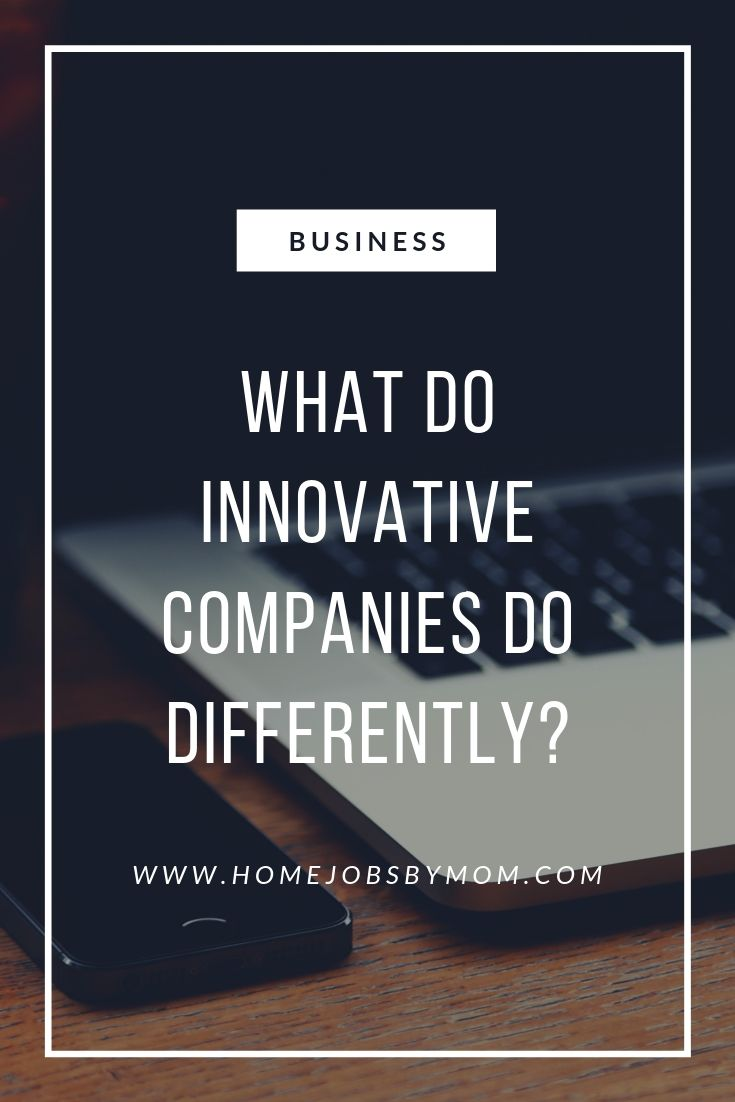 What Do Innovative Companies Do Differently_