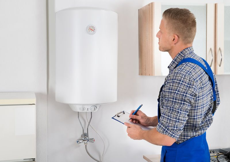 Hiding Your Ugly Kitchen Boiler