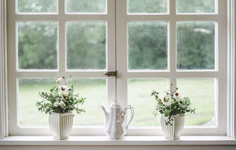 plexiglass windows