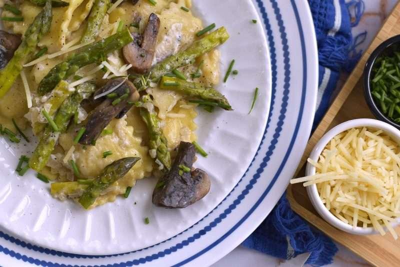 Easy Ravioli Dinner Recipe