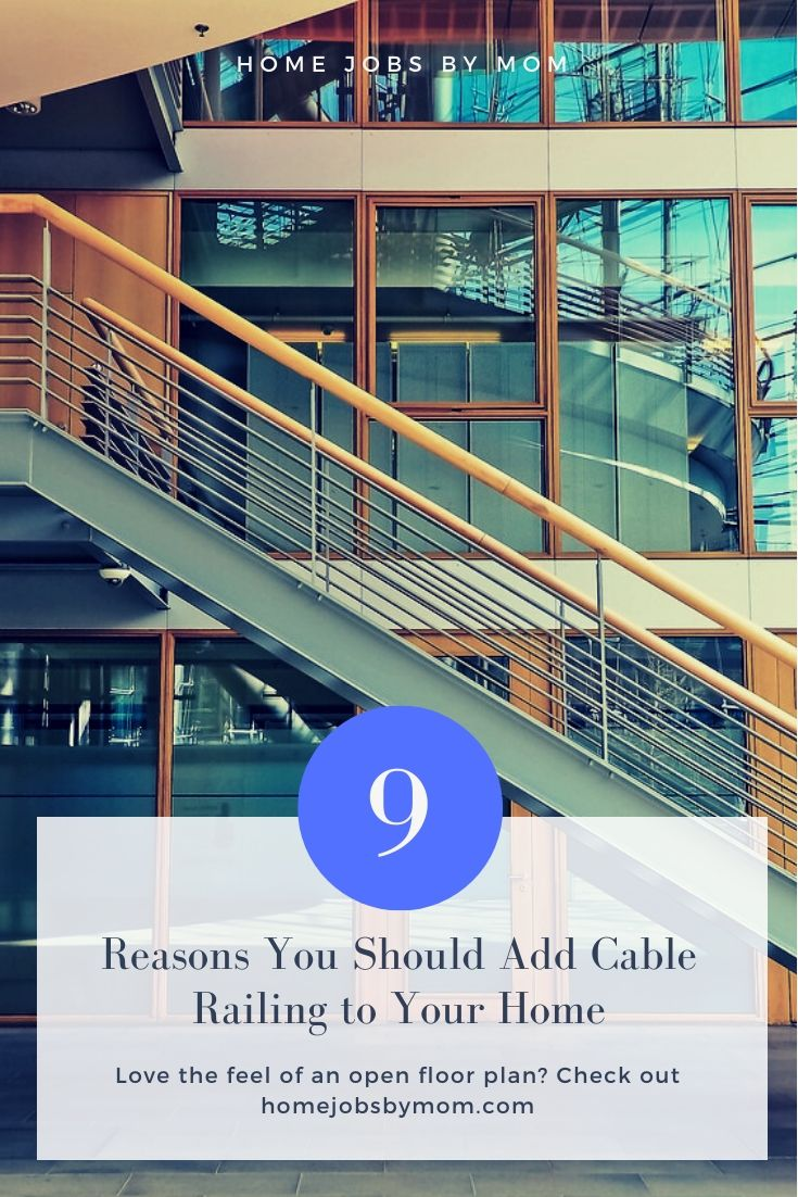 Reasons You Should Add Cable Railing to Your Home
