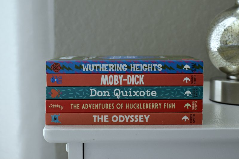 babylit stack of books