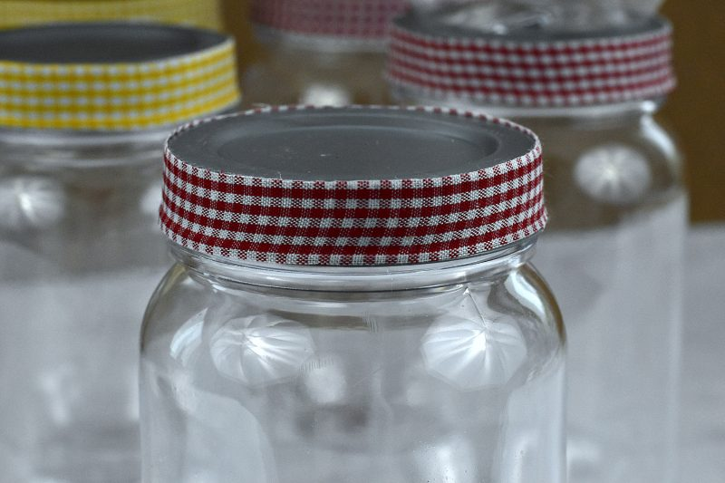 discount school supply plastic mason jars