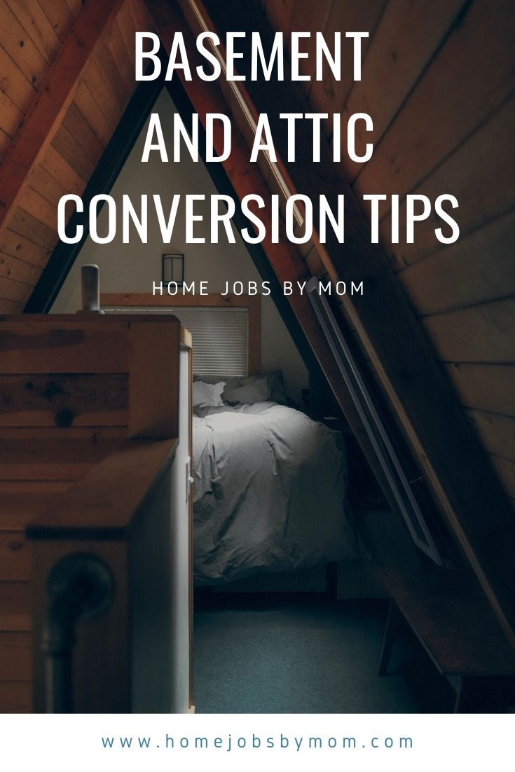 Basement and Attic Conversion Tips