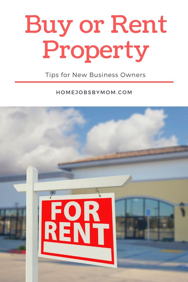 Buy or Rent Property