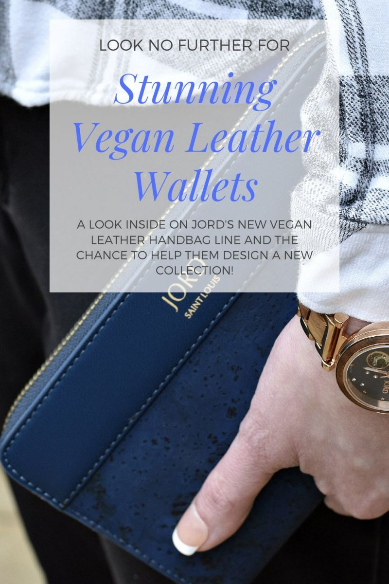 Look No Further for Stunning Vegan Leather Wallets #JORDHANDBAGS