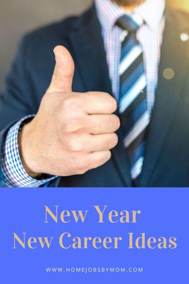 New Year New Career Ideas
