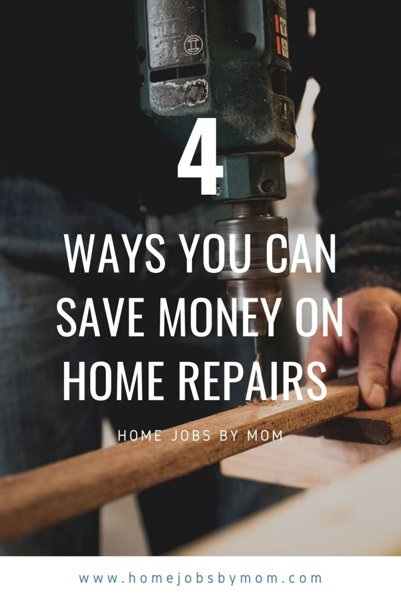 Ways You Can Save Money on Home Repairs