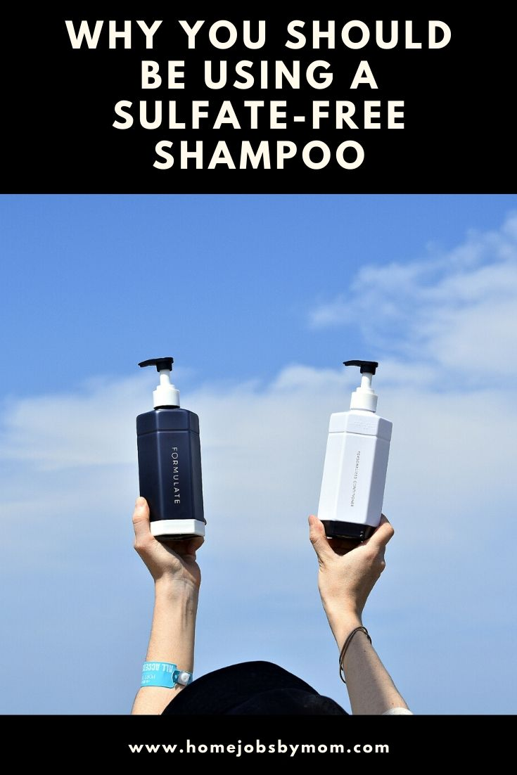 Why You Should Be Using a Sulfate-Free Shampoo