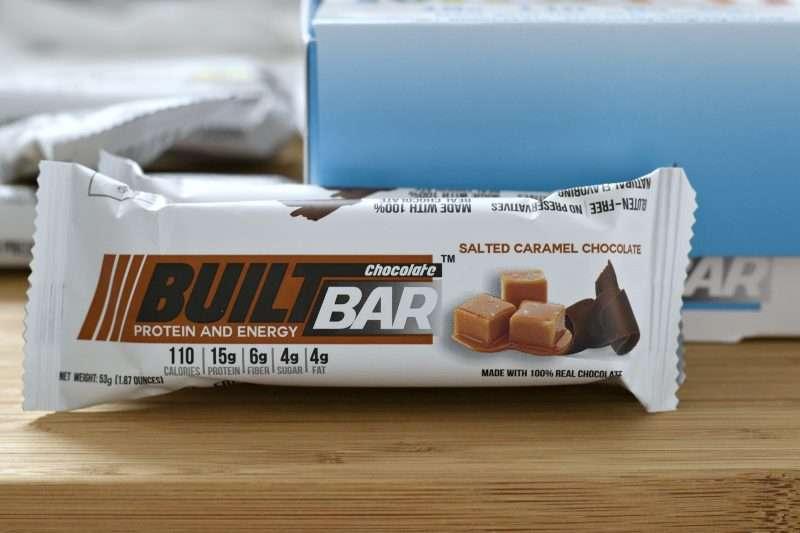 caramel built bar
