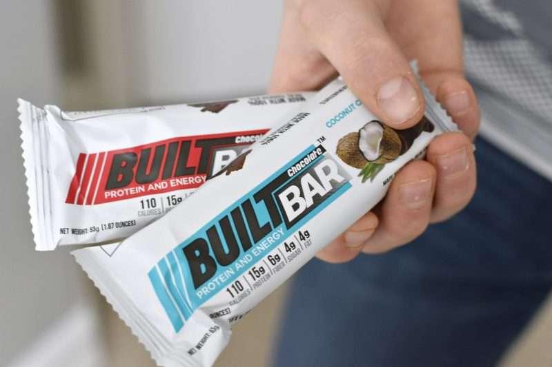 holding built bar