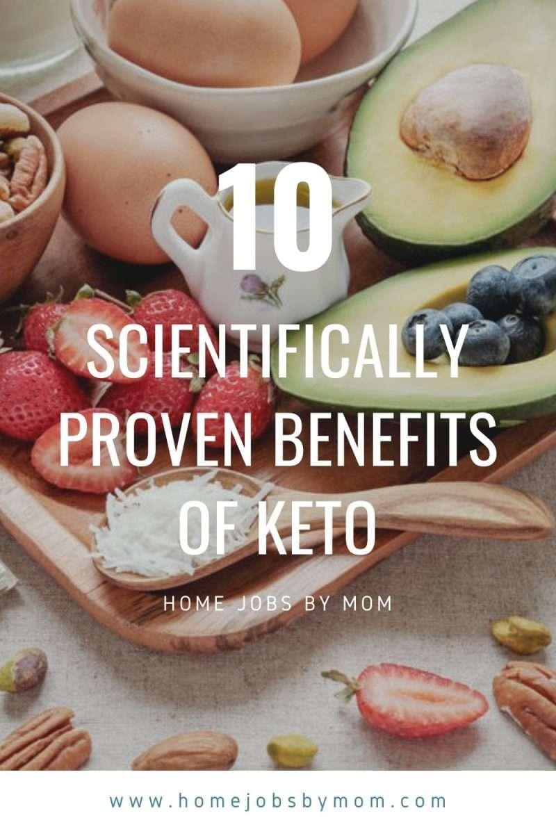 Scientifically Proven Benefits of Keto