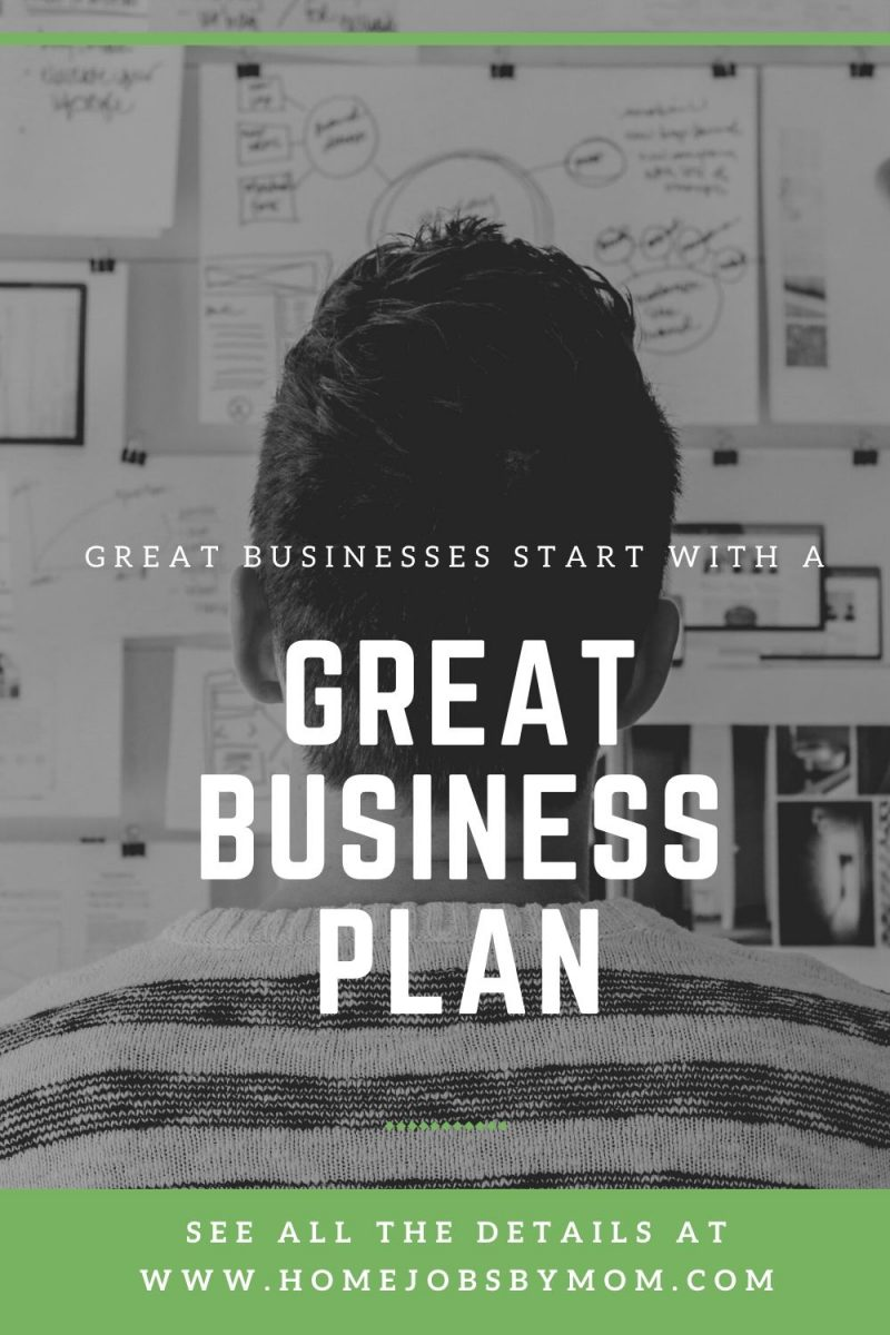 Why Every Great Business Starts with a great business plan