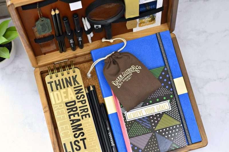 galen writing box
