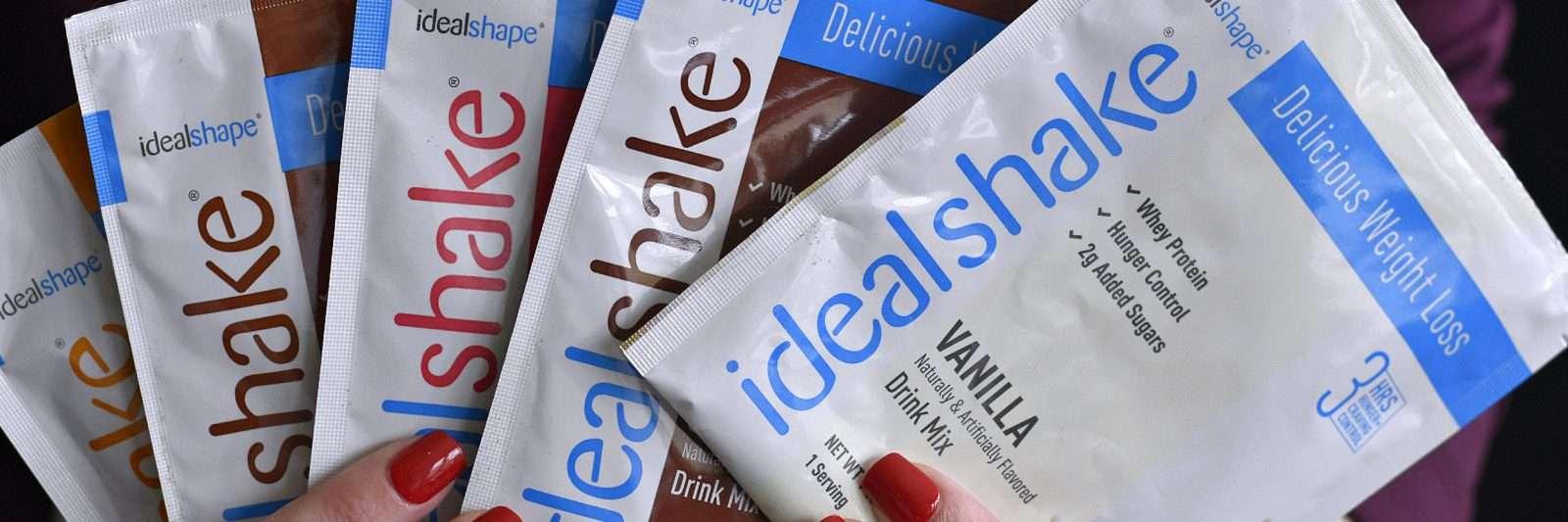 idealshake sample pack