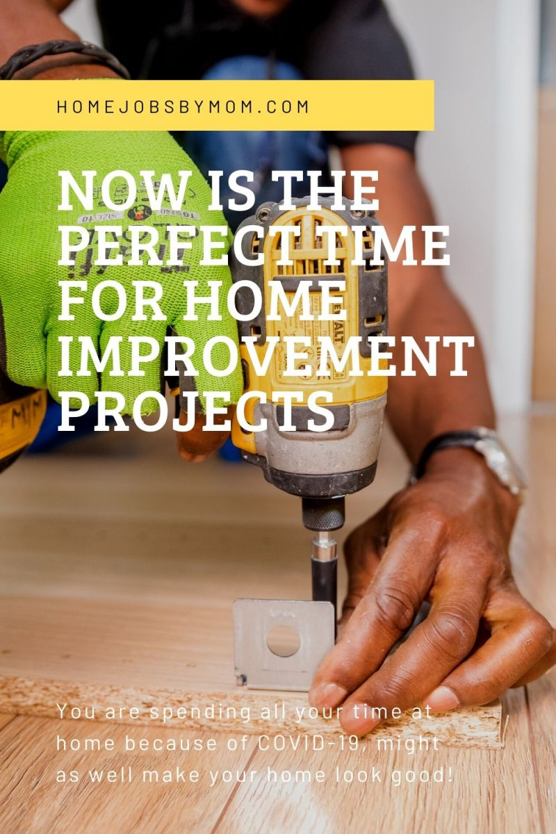 Now is the Perfect Time for Home Improvement Projects