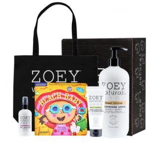 zoey naturals gift set