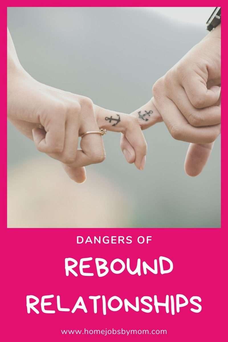 Dangers Of Rebound Relationships