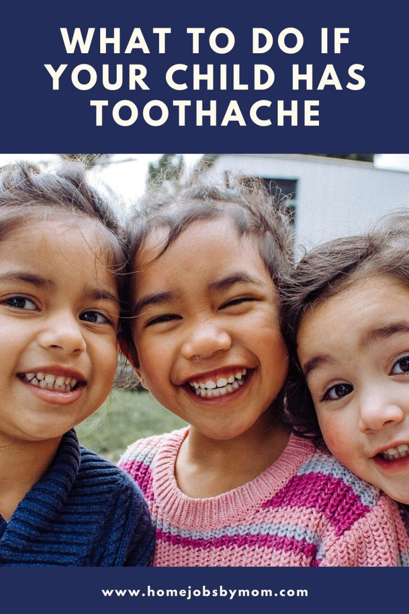 What To Do If Your Child Has Toohthache 2