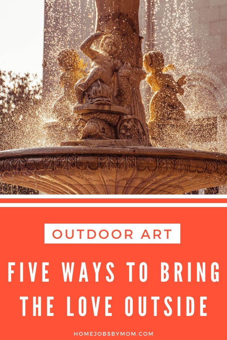 5 Ways to Bring the Love Outside