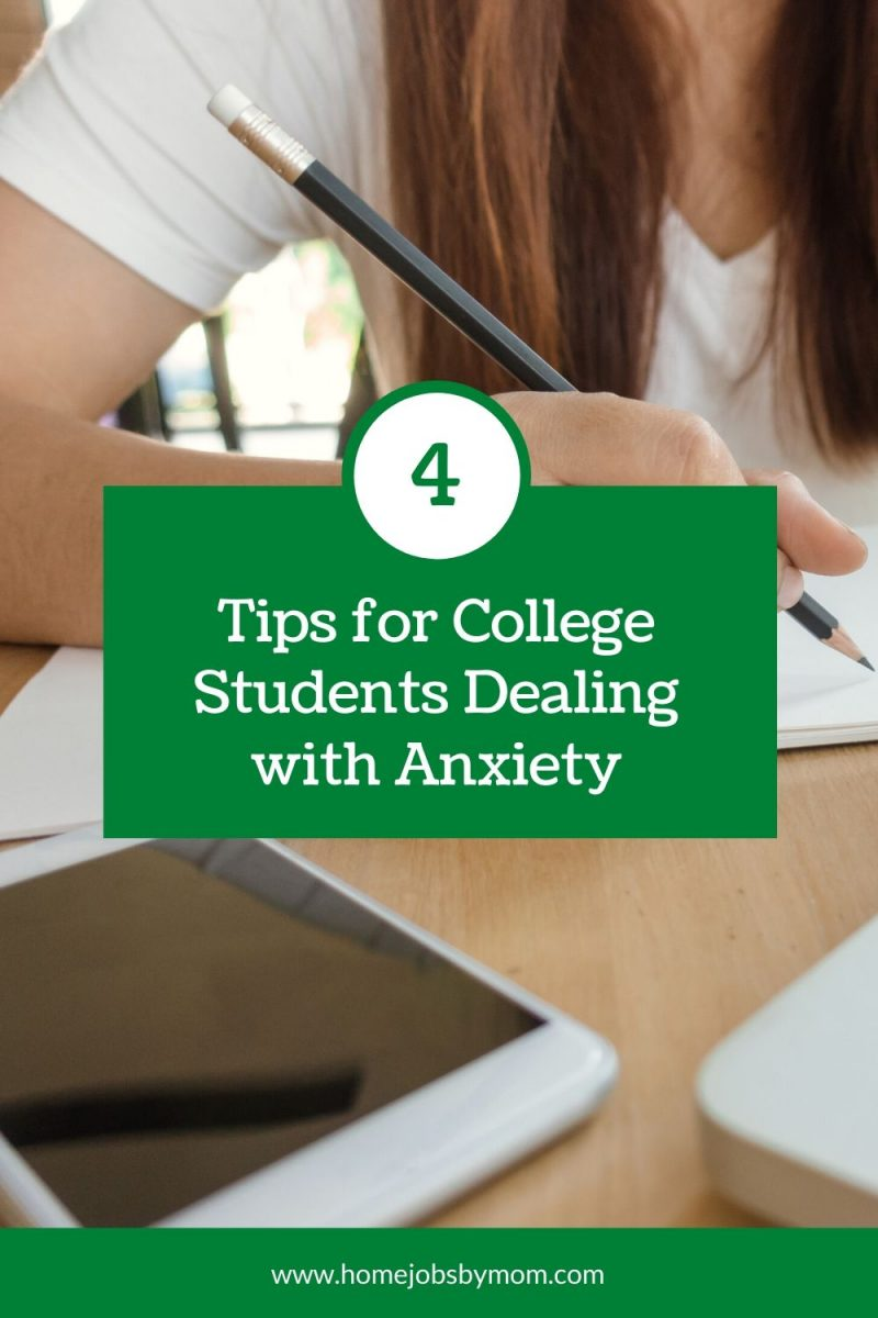 Tips for College Students Dealing with Anxiety and mental health issues