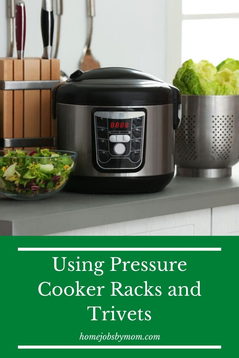 Using Pressure Cooker Racks and Trivets
