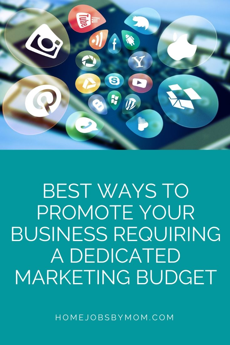 Best Ways to Promote Your Business Requiring a Dedicated Marketing Budget