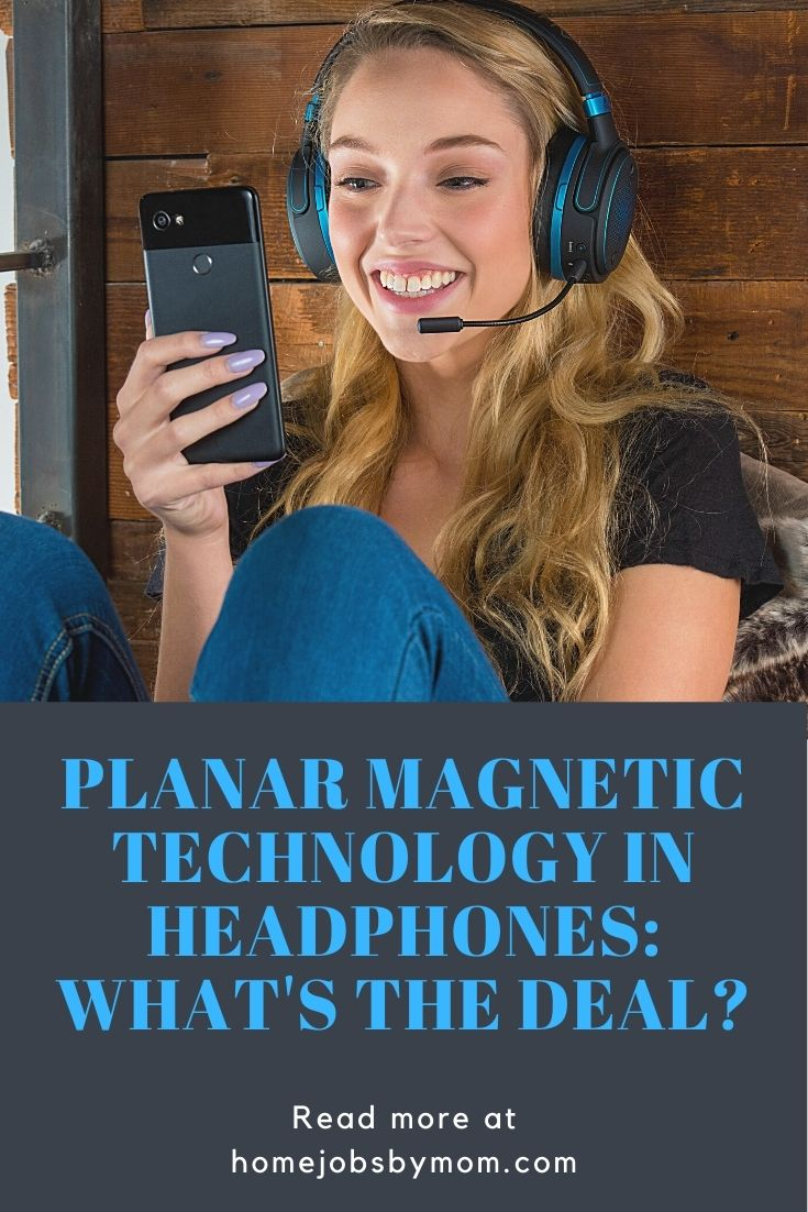 Planar Magnetic Technology in Headphones