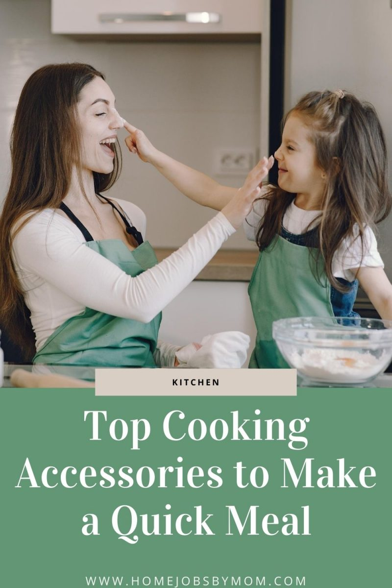 Top Cooking Accessories to Make a Quick Meal