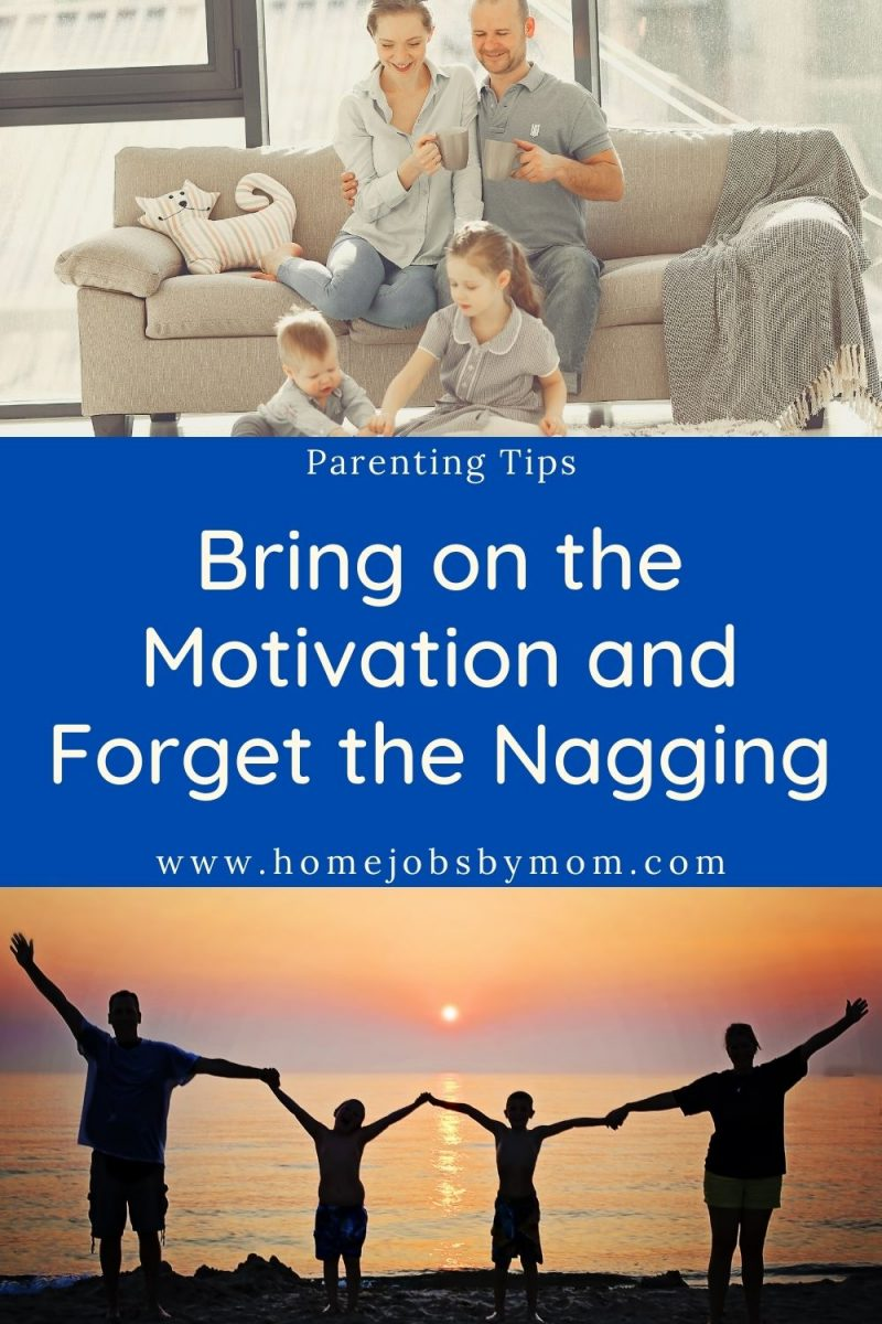 Bring on the Motivation and Forget the Nagging