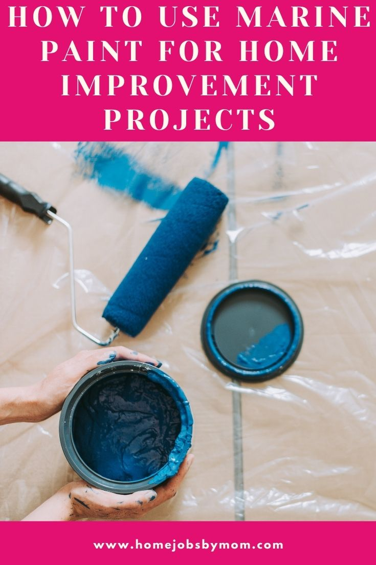 How to Use Marine Paint for Home Improvement Projects